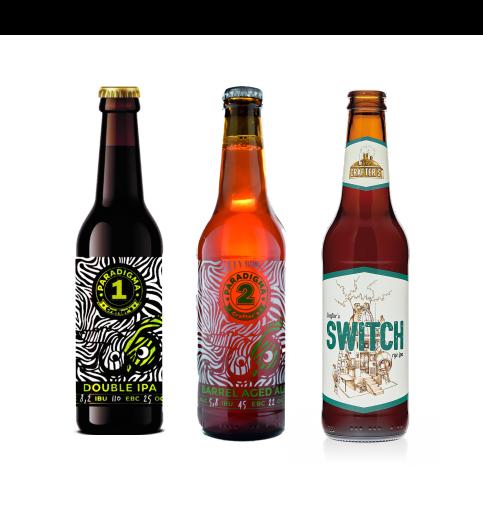tasty beer box